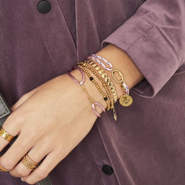 Armband satin chains