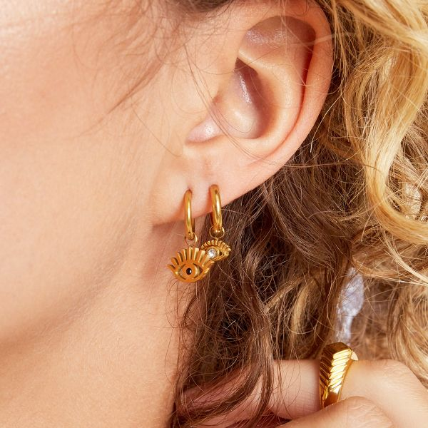 Earrings surprise!