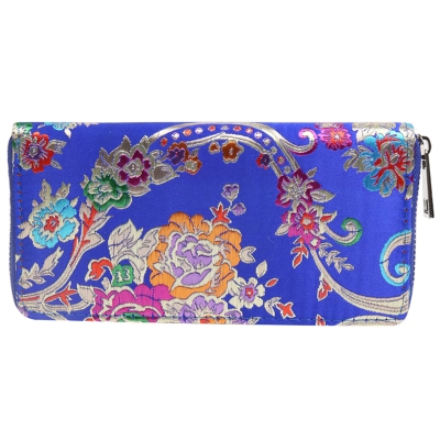 Wallet Mystic Flowers