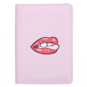 Passport case naughty girl