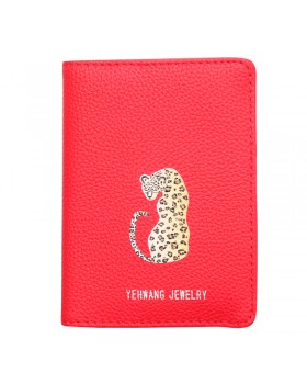 Passport Case Dare to be Wild