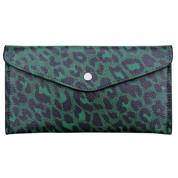 Purse Envelope Leopard