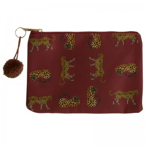 Make-up Bag Wild Leopard
