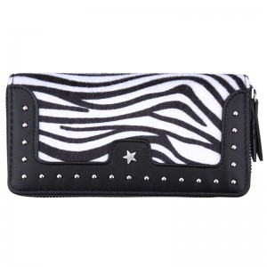 Wallet Safari Stripes