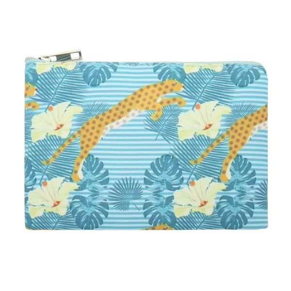 Make-up bag summer jungle