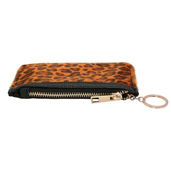 Coin Purse Soft Leopard