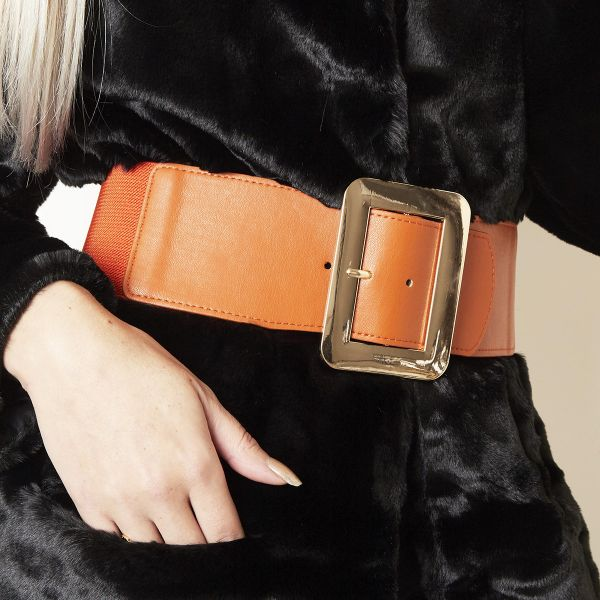 Belt Fashion Statement