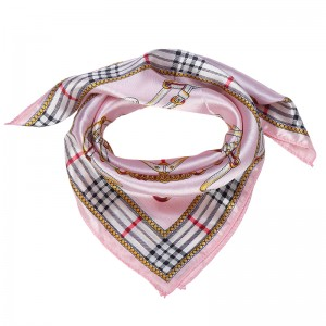 Scarf Fashionable Pink