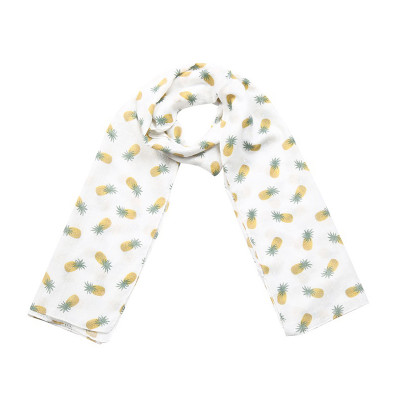 Scarf Sweet Pineapples