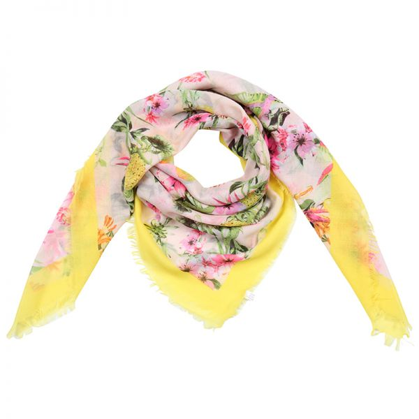 Scarf tropical delight