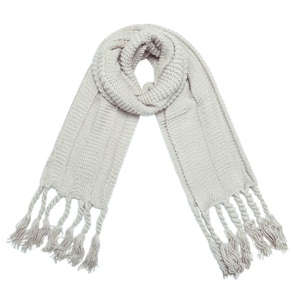 Schal Winter Knitted
