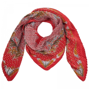 Scarf Red Summer