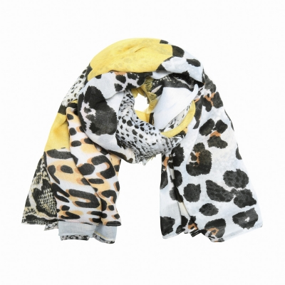 Scarf Wild Animals