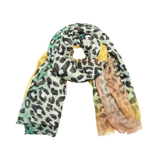 Scarf Colorful Leoparty