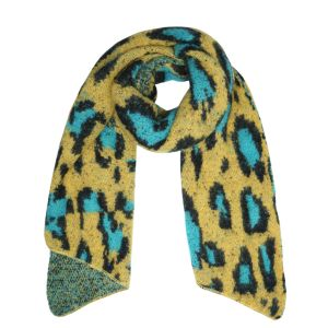 Scarf The Leopard Returns