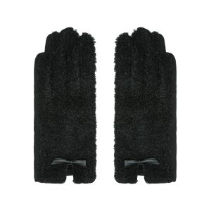 Gloves Warm Teddy