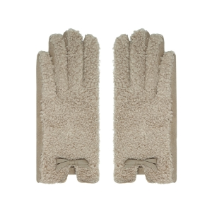 Gants Warm Teddy