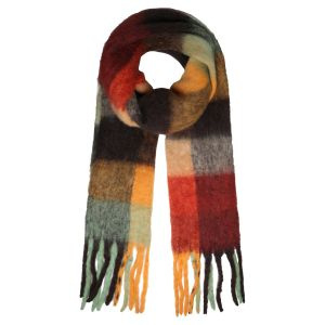 Scarf winter magic
