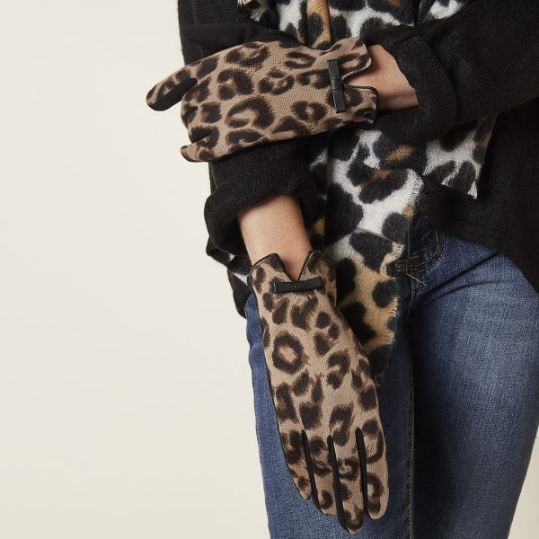 Gloves Panther Lady