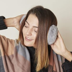 Ear Warmers Circles