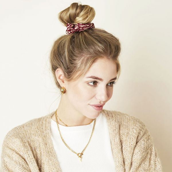 Scrunchie animal fever