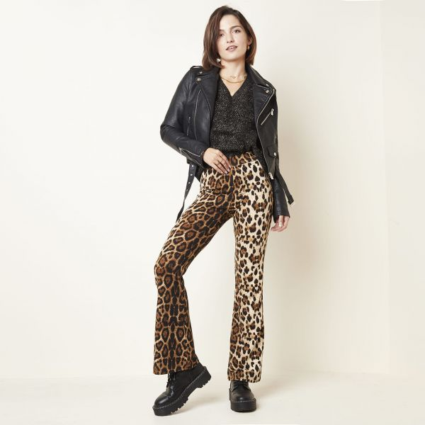 Trouser flare panther
