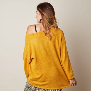 Jumper Fluffy Knit
