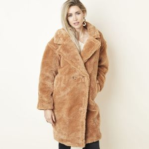 Coat teddy