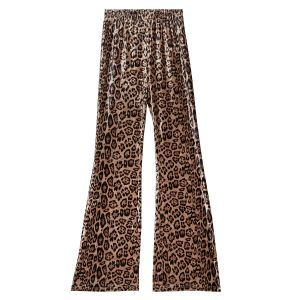 Trousers animal flair