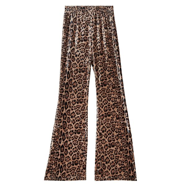 Pantalones animal flair