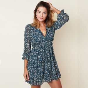 Robe Autumn Flora