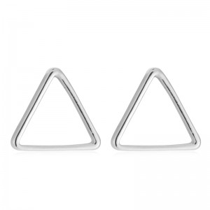 Ohrringe Triangle Stud