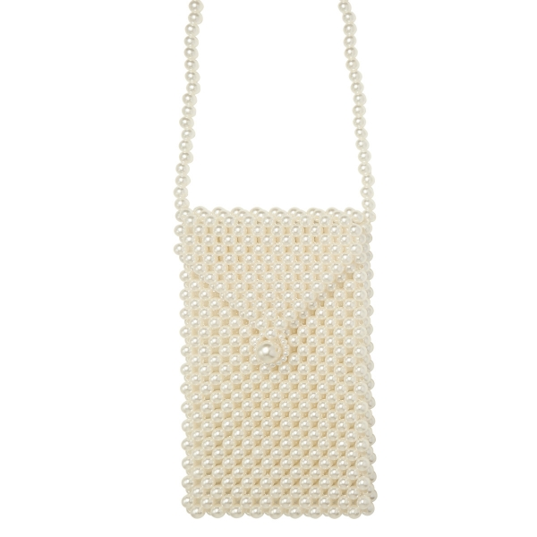 Sac Happy Pearls With Button