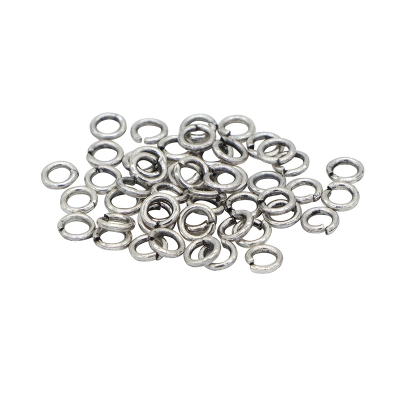 Jewelry fastening rings Medium