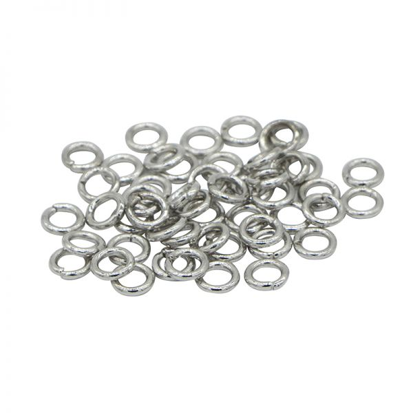 Jewelry fastening rings Large