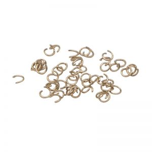Jewelry fastening rings Small