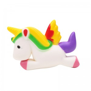 Squishy Toy Sweet Unicorn