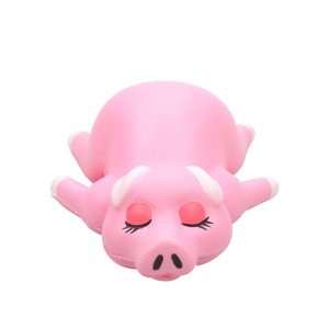 Squishy Toy Lazy Pig