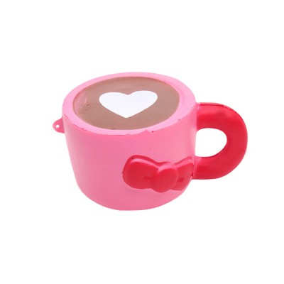 Squishy Toy Love Coffee