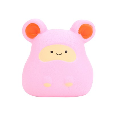Squishy Toy Pink Bear