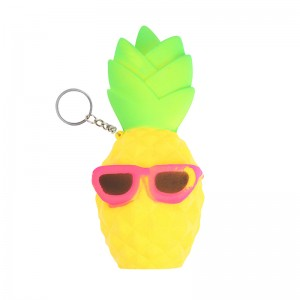 Squishy Toy Cool Pineapple