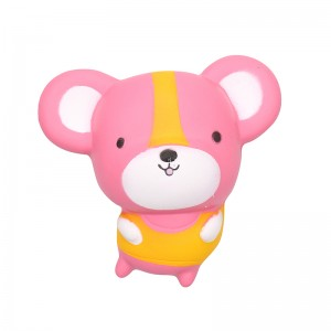 Squishy Toy Joyful Bear