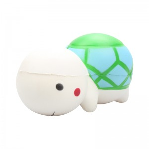 Squishy Toy Happy Turtle
