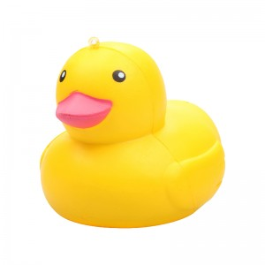 Squishy Toy Rubber Ducky