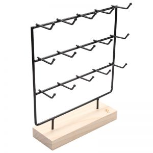 Jewelry display hooks