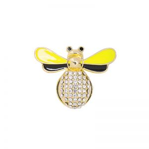 Brooch Bling Bee