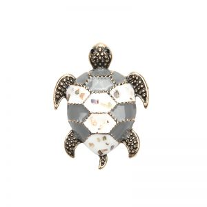 Broche Toxic Turtle