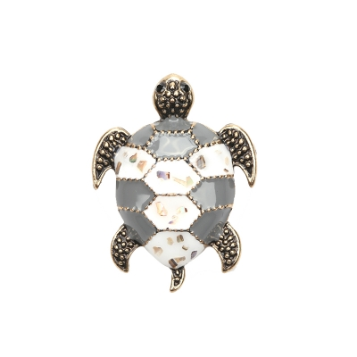 Brooch Toxic Turtle