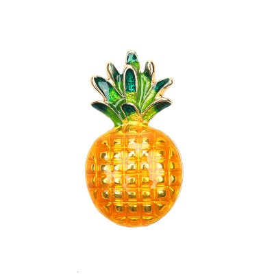 Brooch Perfect Pineapple