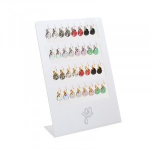 Boucles d'oreilles Set Color Stone